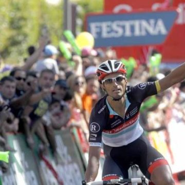 Вуэльта Испании/Vuelta a España 2012 18 этап