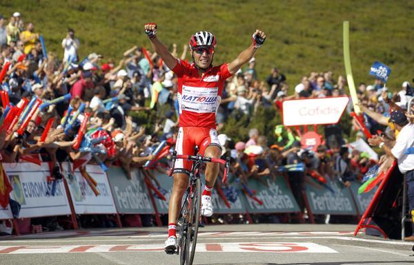 Вуэльта Испании/Vuelta a España 2012 14 этап