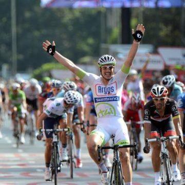 Вуэльта Испании/Vuelta a España 2012 21 этап