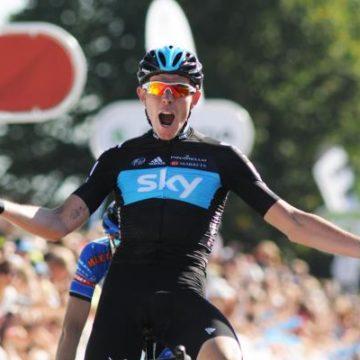 Тур Британии/Tour of Britain 2012 1 этап