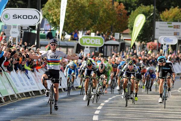 Тур Британии/Tour of Britain 2012 3 этап