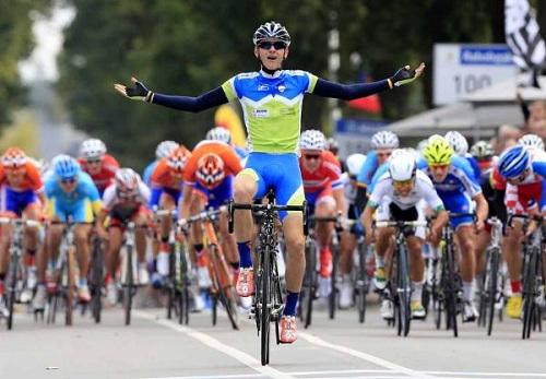 Чемпионат Мира 2012 Мужчины Юниоры групповая гонка