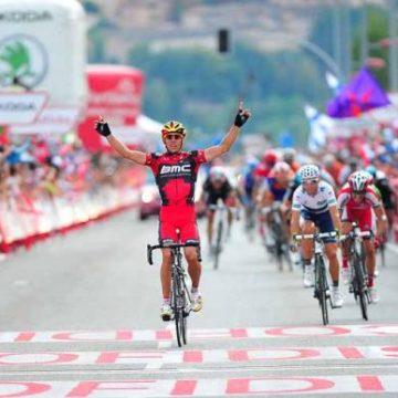 Вуэльта Испании/Vuelta a España 2012 19 этап