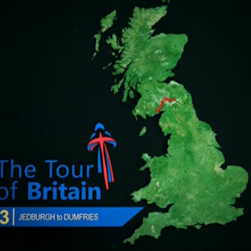 Тур Британии/Tour of Britain 2012 7 этап онлайн