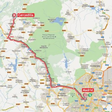 Вуэльта Испании/Vuelta a España 2012 21 этап превью