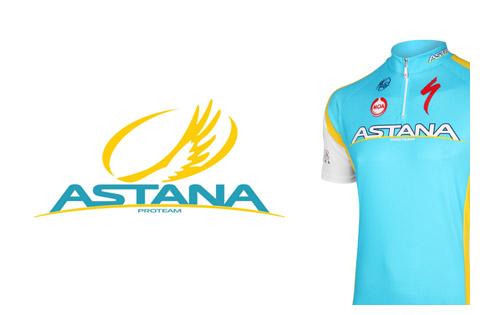 Состав Астаны на Милан — Турин 2012 и Джиро дель Пьемонте 2012