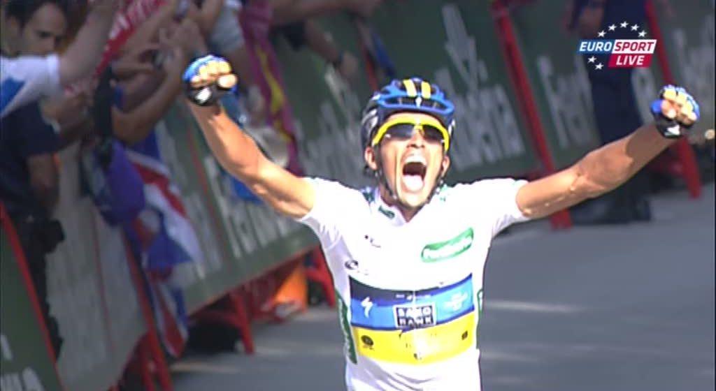 Вуэльта Испании/Vuelta a España 2012 17 этап