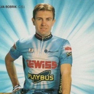 Владислав Бобрик победитель Джиро ди Ломбардия 1994