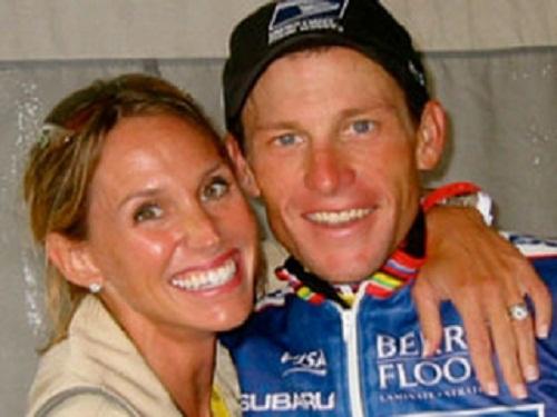 Кристин Армстронг содействовала употреблению допинга
