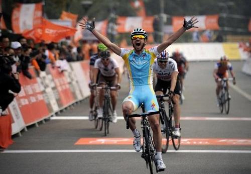 Тур Пекина 2012 3 этап
