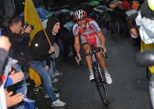 Хоаким Родригес возглавил рейтинг UCI World Tour