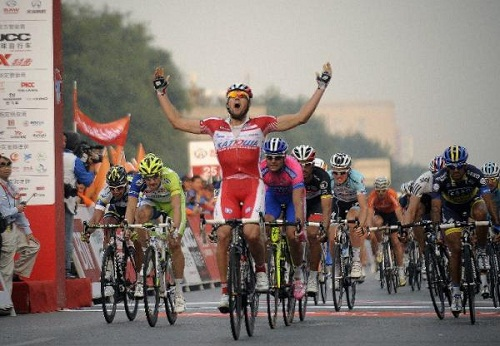 Тур Пекина 2012 4 этап