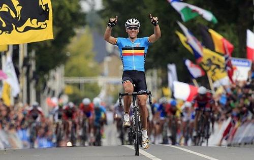 Филипп Жильбер начнет 2013 сезон на Тур Даун Андер