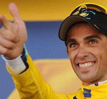 Альберто Контадор будет считать победы на Туре 2010 и Джиро 2011 своими