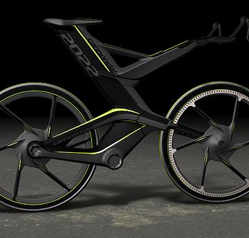 Велосипеды будущего от ведущих производителей