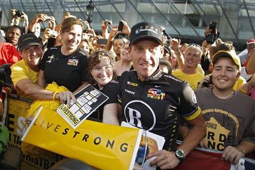 Лэнс Армстронг отказался от членства в совете директоров Livestrong