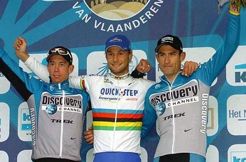 Тур Фландрии 2006 онлайн