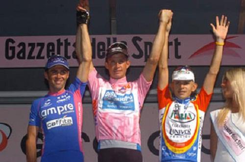 Джиро д'Италия 2005 онлайн