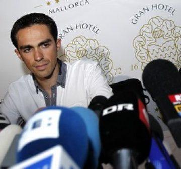 Альберто Контадор стал соучредителем юниорской велокоманды