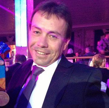 Вячеслав Екимов получил золото Афин