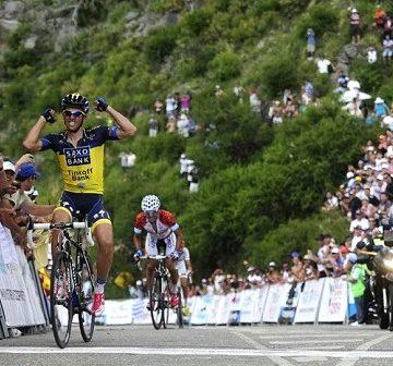 Все взоры Контадора устремлены на покорение Тур де Франс 2013