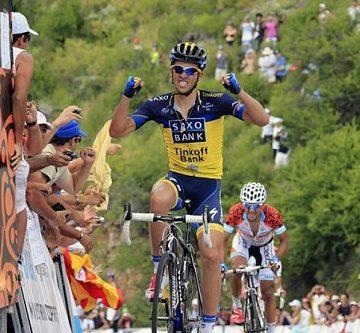 Тур Сан Луиса 2013 6 этап