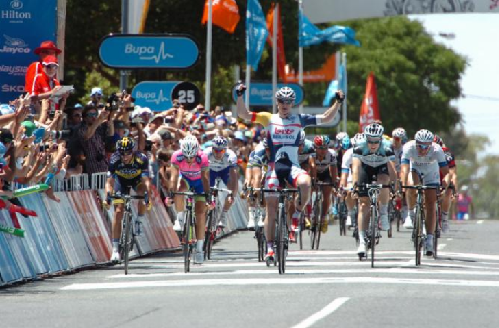 Тур Даун Андер 2013 4 этап