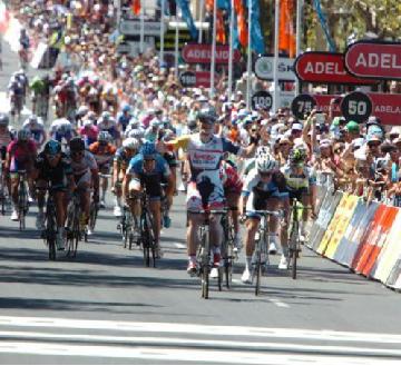 Тур Даун Андер 2013 6 этап