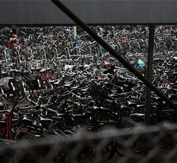 В Дании участились случаи кражи велосипедов