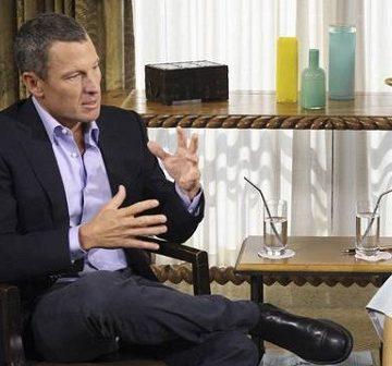 Армстронг лгал в ходе интервью Опре Уинфри