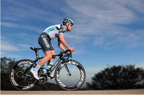 Марк Кавендиш в форме Omega Pharma-QuickStep