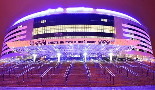 Велодром Минск-Арена
