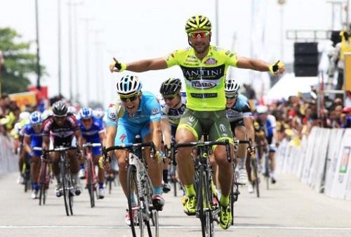 Тур Лангкави 2013 4 этап