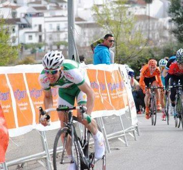 Вуэльта Андалусии 2013 1 этап