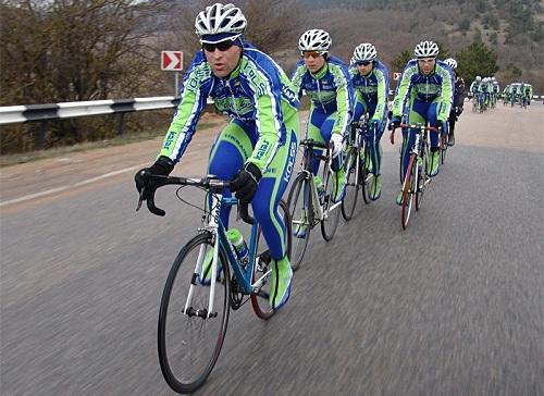 Kolss Cycling Team получила континентальную лицензию UCI