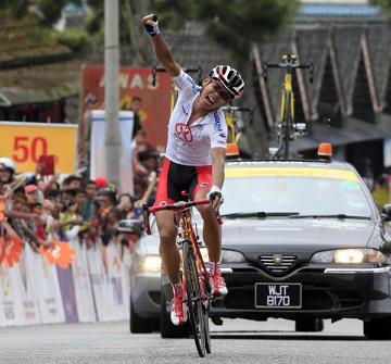Тур Лангкави 2013 3 этап