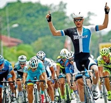 Тур Лангкави 2013 1 этап