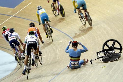 5 день Чемпионата Мира по велоспорту на треке 2013