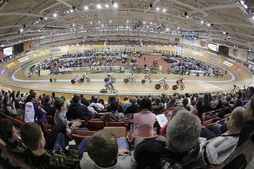 3 день Чемпионата Мира по велоспорту на треке 2013