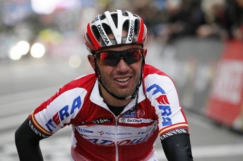 Хоаким Родригес будет награждён специальной наградой от UCI