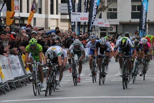 Вуэльта Каталонии 2013 2 этап