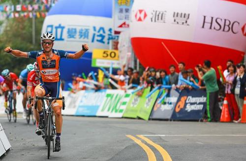 Тур Тайваня 2013 2 этап