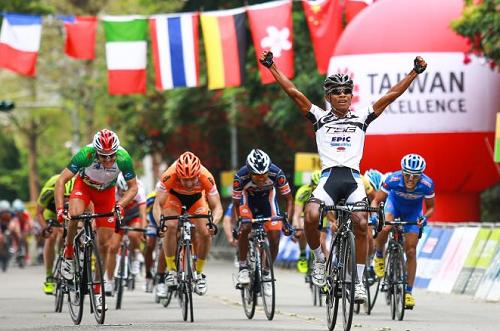 Тур Тайваня 2013 3 этап