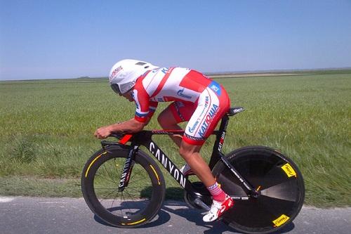 Хоаким Родригес разведал 11 этап Тур де Франс 2013
