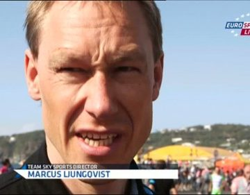 Кадры 3 этапа Джиро д'Италия 2013