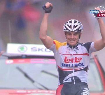 Джиро д'Италия 2013 7 этап