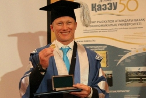 Александр Винокуров доктор гражданского права