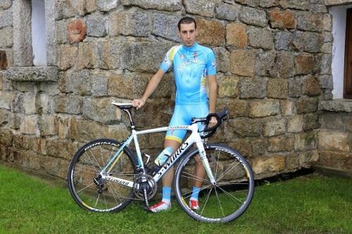 Винченцо Нибали готов к старту Джиро д'Италия 2013