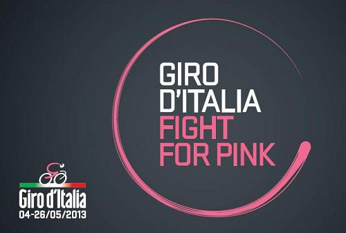 Официальный роад бук Джиро д'Италия 2013