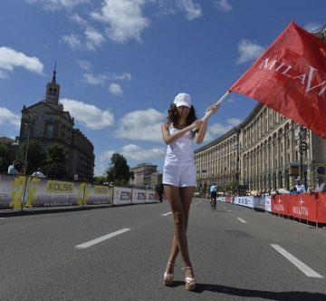Праздник спорта и красоты Milavitsa Велофест 2013